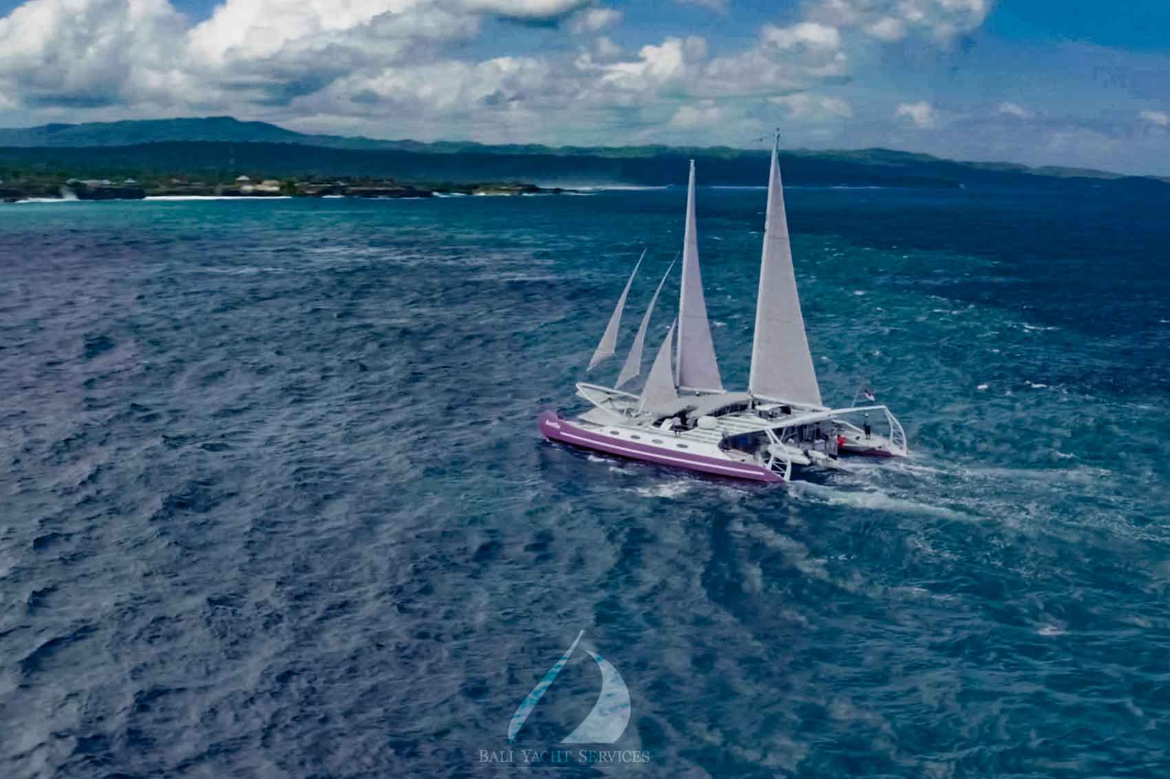 Bali Speedboat Yacht Accura38