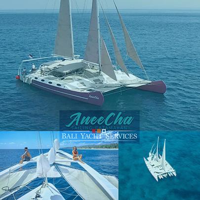 Aneecha Sailing Catamaran Bali