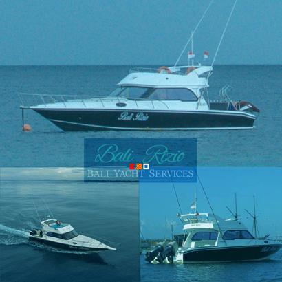 Bali Rizio Yacht
