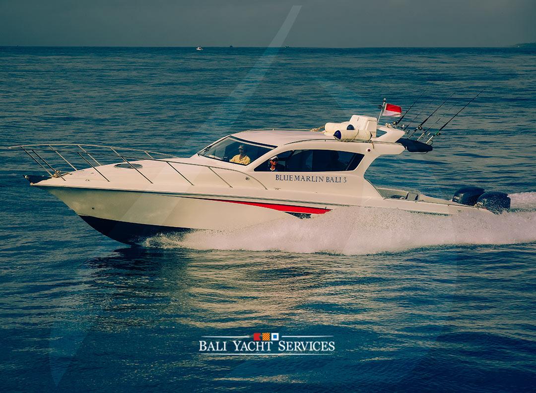 Rent Private Boat Bali Charter