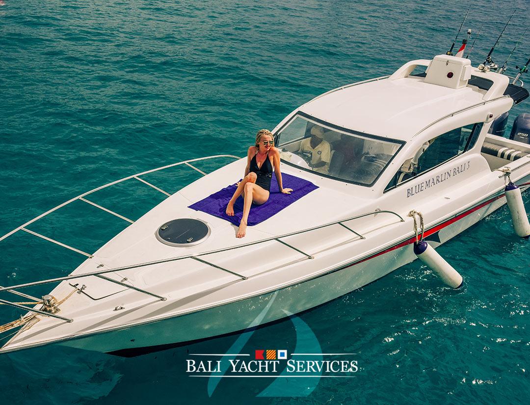 Yacht Life Bali Cruise Blue Marlin Yacht