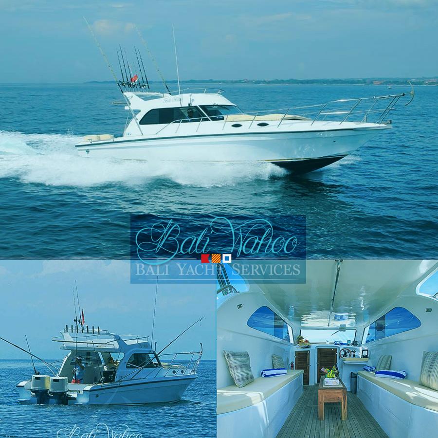 Bali Wahoo Yacht