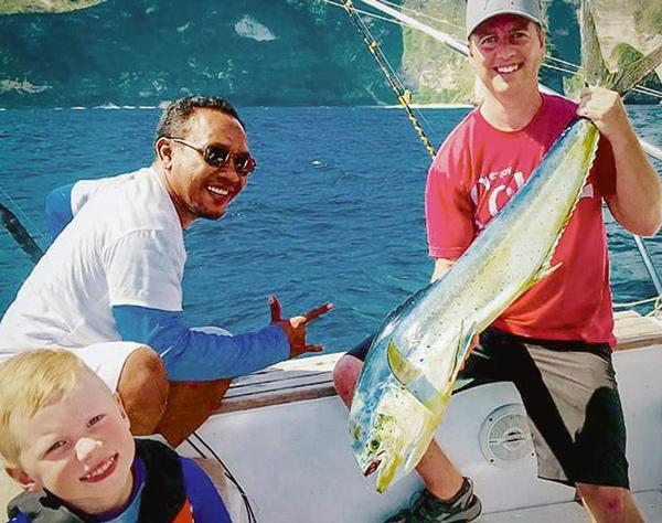 Bali Fishing Charter