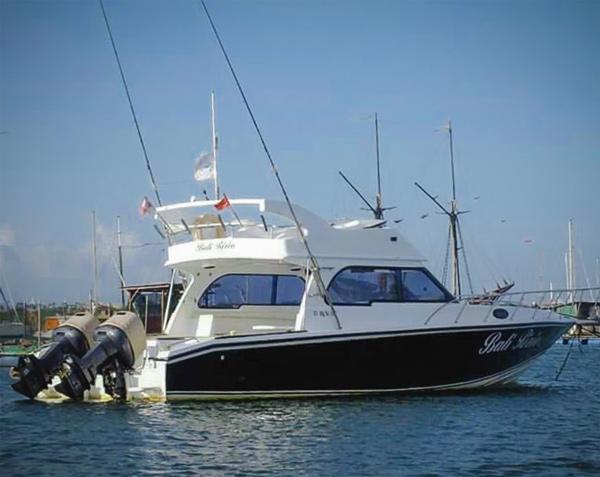 Bali Rizio Boat Tour Cruise