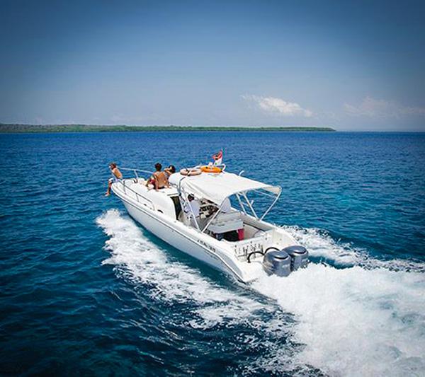 Bidadari Yacht Charter Bali