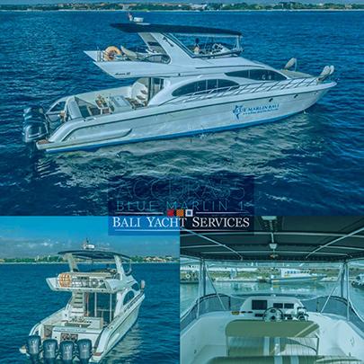 Blue Marlin Bali - Accura55 Yacht