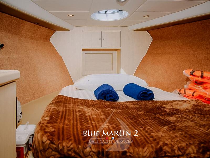 Blue Marlin Yacht Cabin