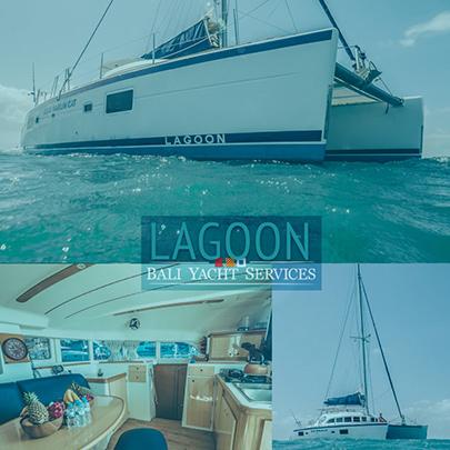 Lagoon Catamaran Bali