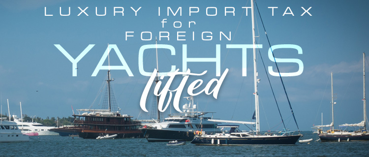 Indonesia Yacht Import Tax