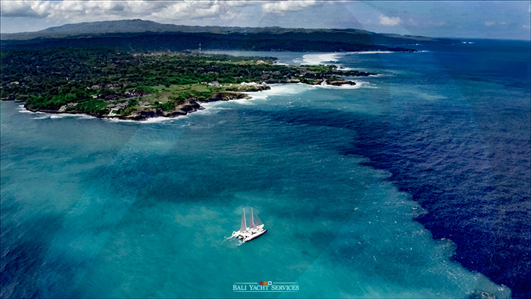 Drone Nusa Lembongan