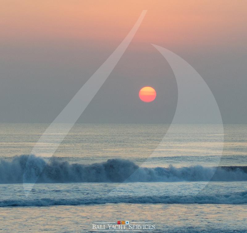 Padma Beach Sunset, Bali