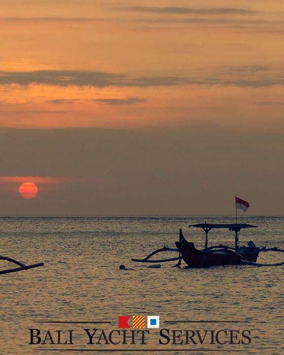 Pantai German, Kuta Bali Sunset