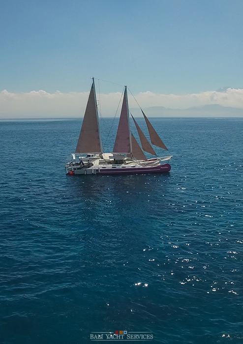 Sailing Catamaran, Bali