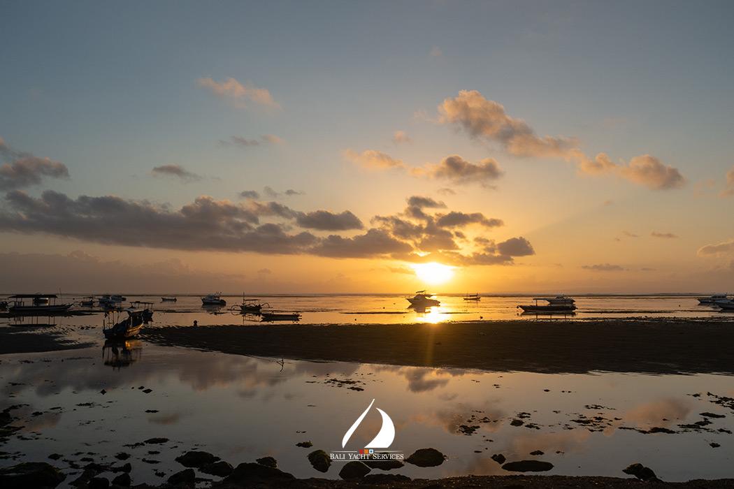 Sunrise at Sanur, Bali